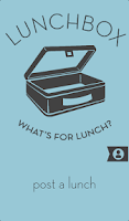 Screenshot of Lunch Box