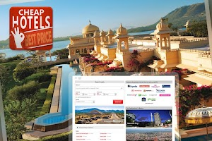 Screenshot of Cheap Hotels, apartment offers