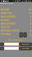 Screenshot of JW REPORT