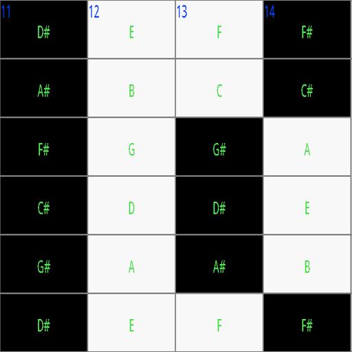 ギタートレーニング (無料お試し版) 音樂 App LOGO-APP試玩