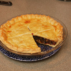 Modern Mincemeat for Pie