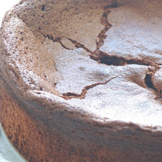 Spiced Chocolate Cake