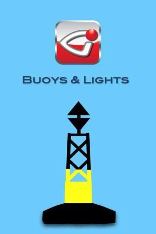 IALA Buoyage Lights at Sea