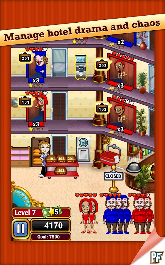 Hotel Dash Deluxe Screenshot 7
