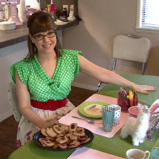 Lisa Loeb's Peanut Butter and Jelly Cookies