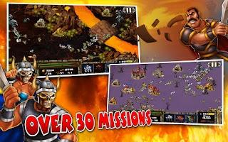 Screenshot of Kingdom Wars Online