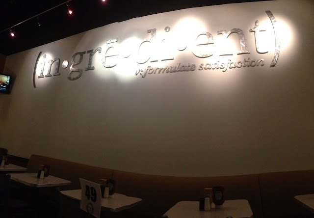 Photo from Ingredient Restaurant