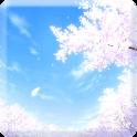 [Anip] 라이브 배경화면 (벚꽃향연) icon