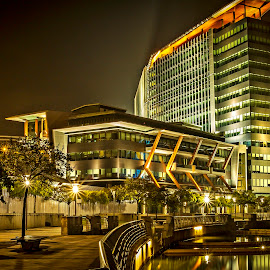 by Andy Teoh - Buildings & Architecture Office Buildings & Hotels ( office, building, putrajaya, nightscape, andyteoh photography )