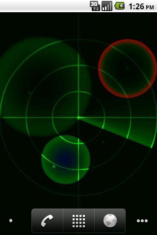 Radar Live Wallpaper Pro