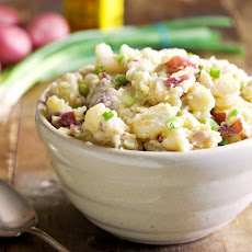 Smashed Potato Salad