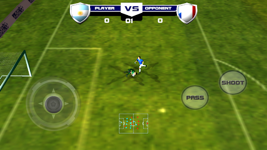 Play Football Real Sports - screenshot