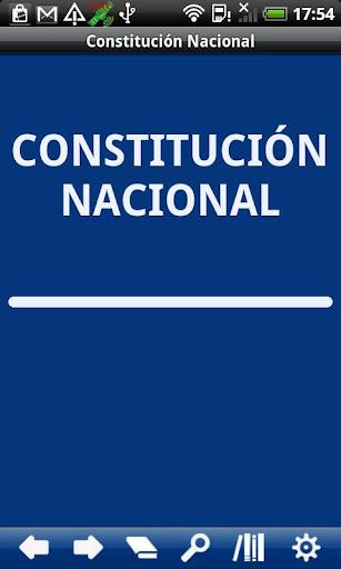 Argentina Constitution