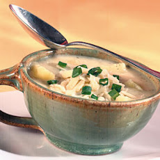 Potato and Cheese Soup