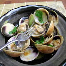 Clams Smoked Paprika