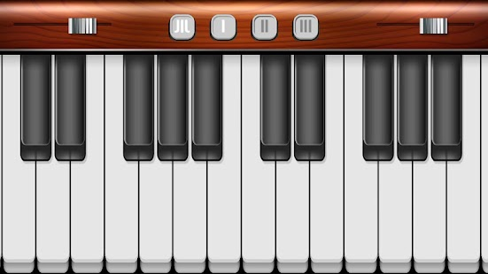 Professional Piano 2015 - screenshot