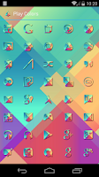 Screenshot of Play Colors - Icon Pack