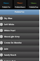 Screenshot of Pebble Tec Pools