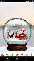 Screenshot of Snow Globe Winter Christmas