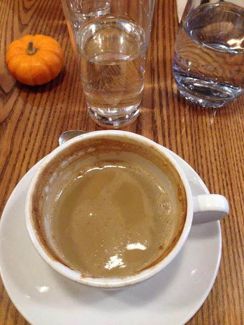 Soy latte .. Mmmmm :)