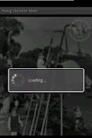 Screenshot of Hang Slender Man