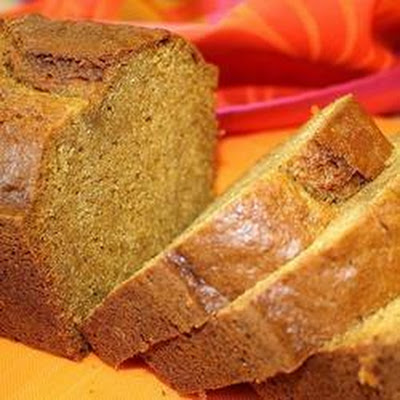 Pumpkin Pie Bread
