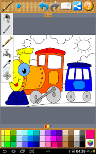 Kea Coloring Book APK For Blackberry
