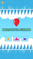Screenshot of Balloon vs. Thorns