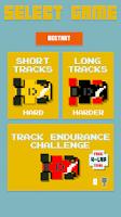 Screenshot of Squiggle Racer : Moto Racing