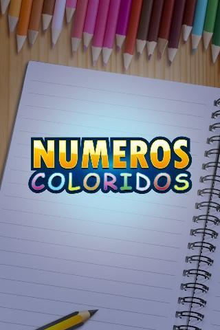 Numeros Coloridos