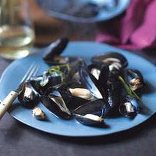 Mussels White Wine Thyme Recipes