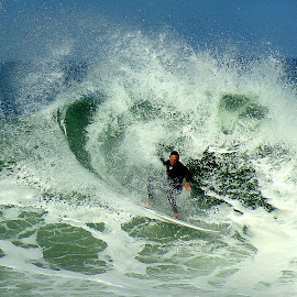 A kind of froth by Robbie Irlam - Sports & Fitness Surfing