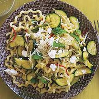 Fennel Zucchini Pasta Recipes