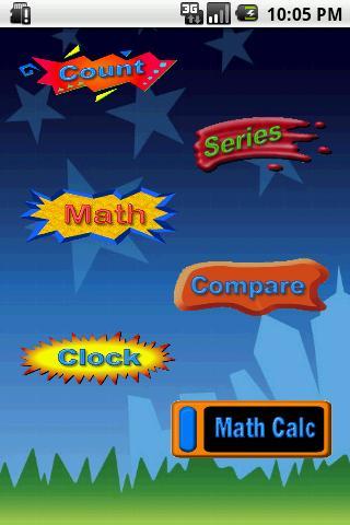 6 in 1 - Kid's Math