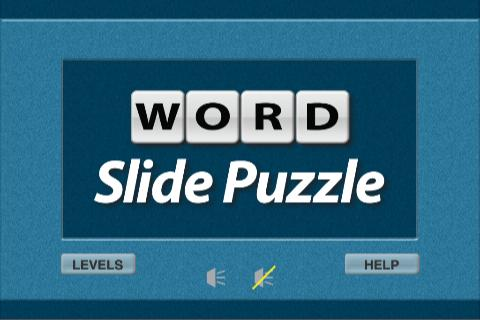 Word Slide Puzzle Free