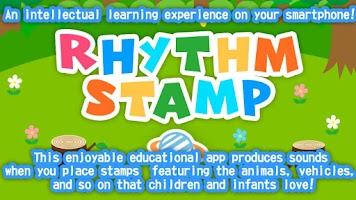 Screenshot of Enjoy Action!Rhythm Stamp 0+