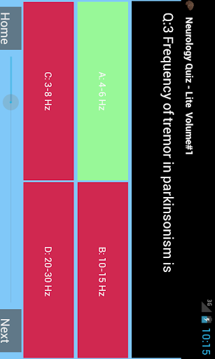 【免費醫療App】Neurology Quiz Volume#1 Lite-APP點子
