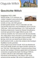 Screenshot of Willich