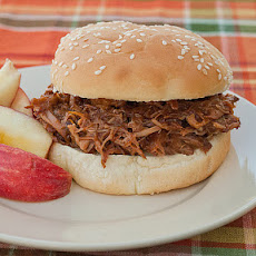 Easy Barbecue Pork Sandwiches