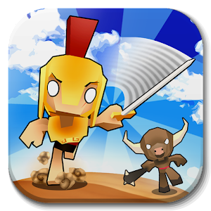 Colosseum Clash – fight & survive formidable waves of enemies