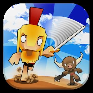 Colosseum Clash – fight & survive formidable waves of enemies