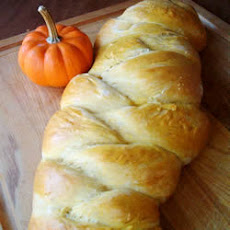 Plaited Butternut Squash Bread