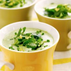 Vichyssoise Soup Recipe