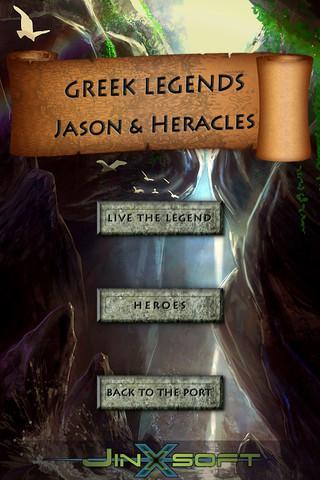 Gr. Legends : Jason Heracles