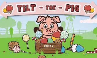 Screenshot of Tilt the Pig