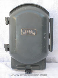 Wall Phones - Western Electric 325L 1