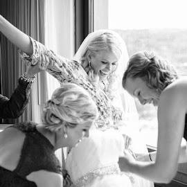by David Drufke - Wedding Getting Ready ( wedding )