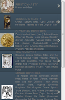 Screenshot of Greek Mythology Free eBook