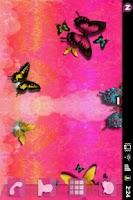 Screenshot of GO Launcher EX Theme Pink Cute