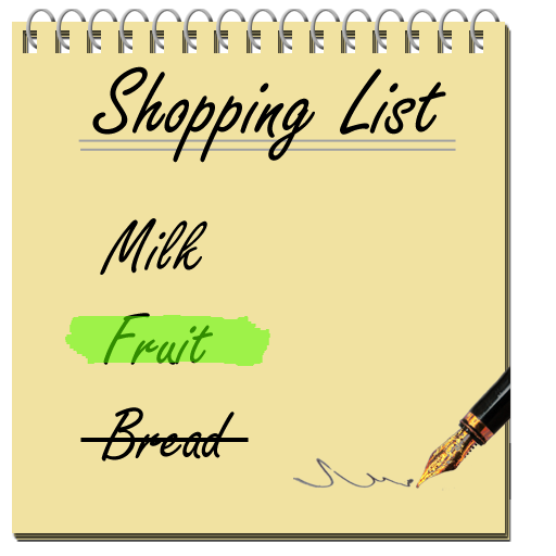 Shopping List file APK for Gaming PC/PS3/PS4 Smart TV